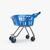 Kids shoping cart