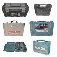 toolbox pack 6 3D model