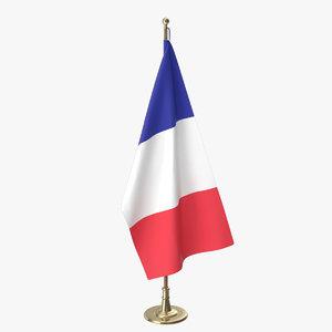 office flag model