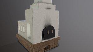 russian stove model