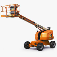 jlg 400s telescopic boom model
