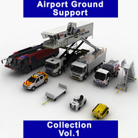 Airport Ground Support Collection Vol.1
