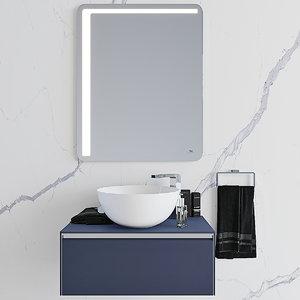 3D noken lounge basin