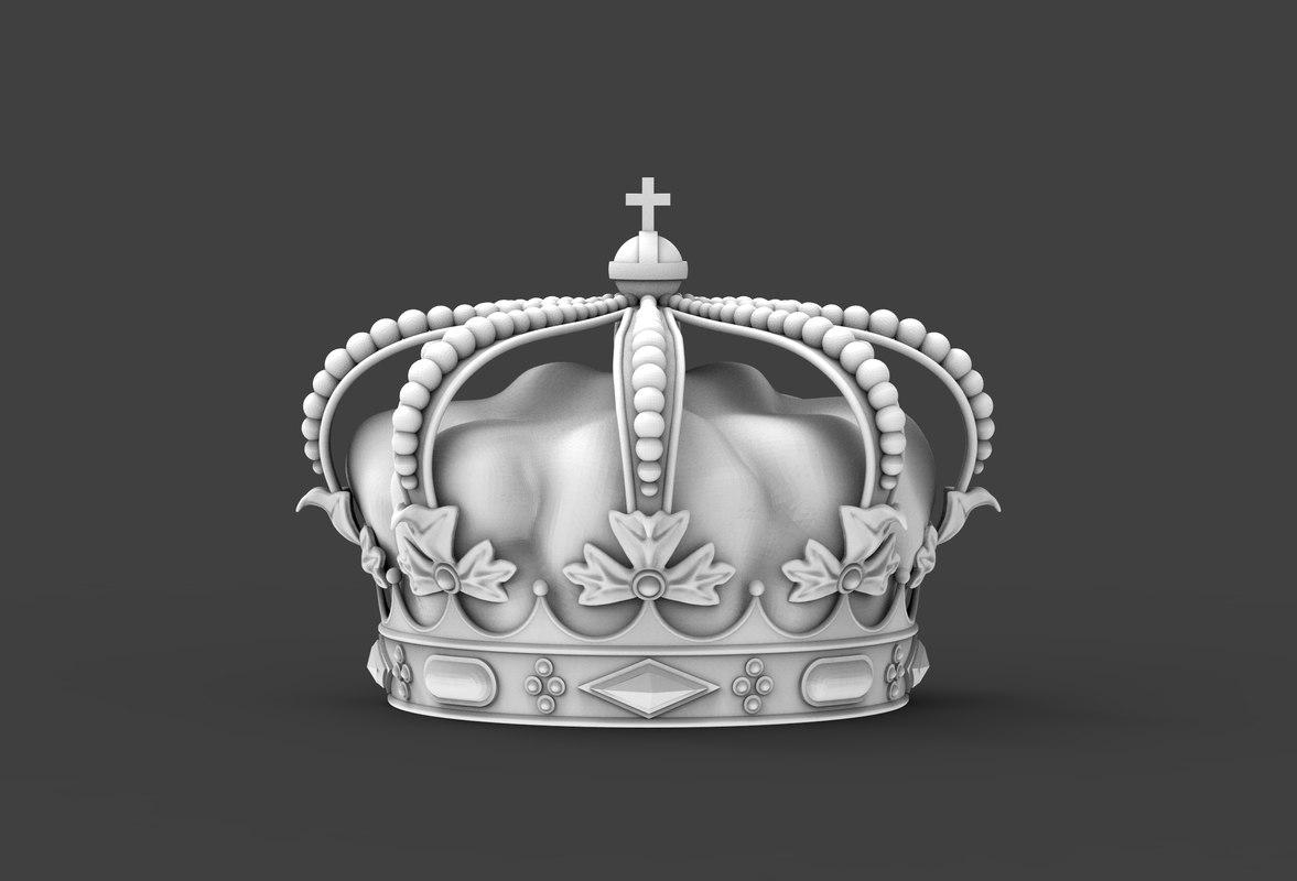 3D crown model