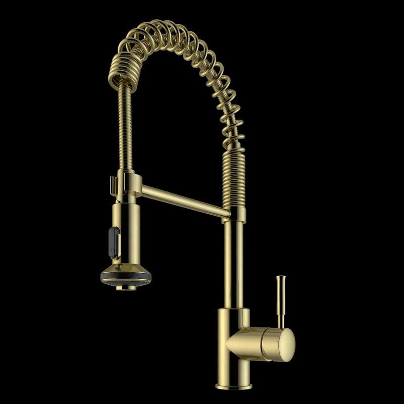 kitchen tap 3D model