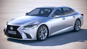 lexus ls500h 2019 model