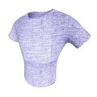 t-shirt 002 ready vr 3D model