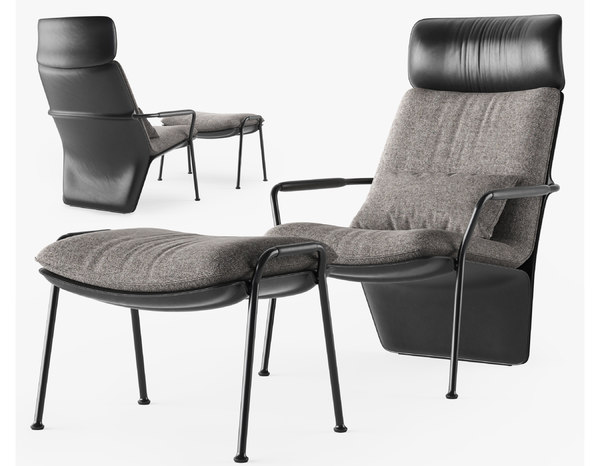 armchair polrtonafrau arabesque model
