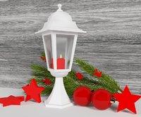 3D lantern christmas