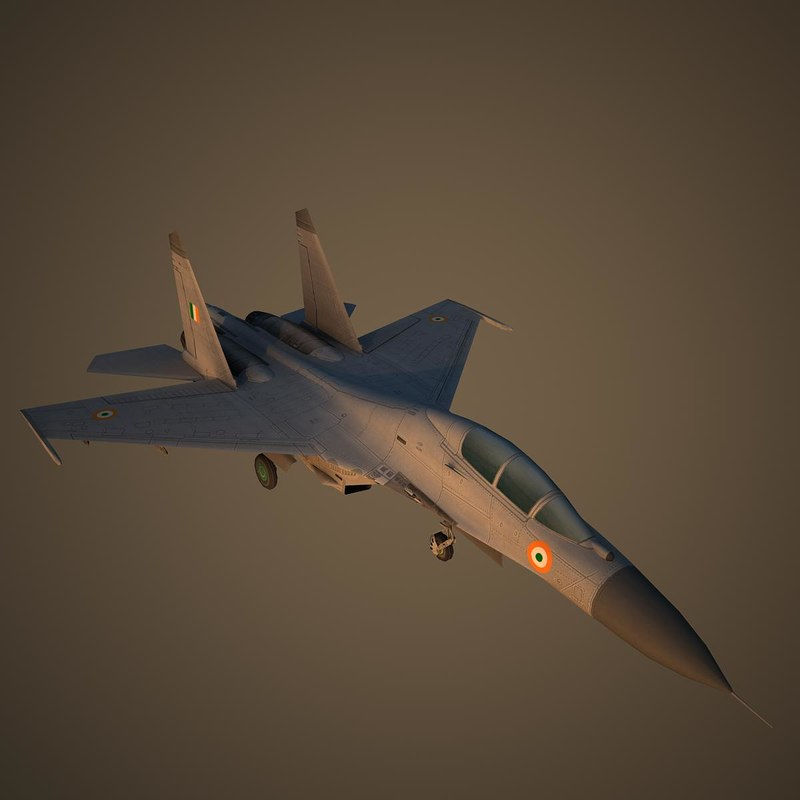 3D india ind model