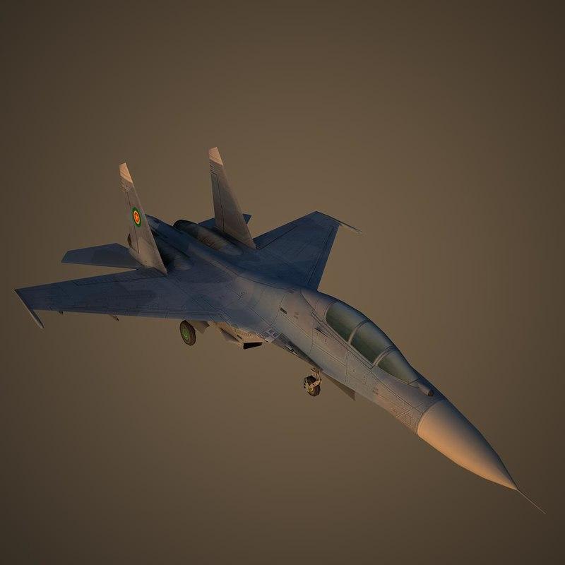 ethiopia eph 3D model