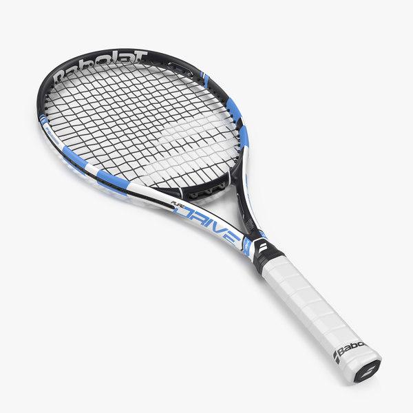 babolat pure drive tennis racquet model