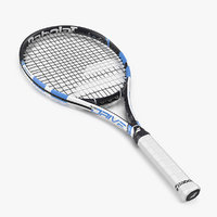 BABOLAT Pure Drive Tennis Racquet Blue