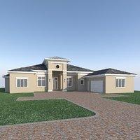 3dmodel architectural 3D model