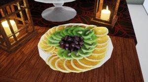 3D norvedem slices model