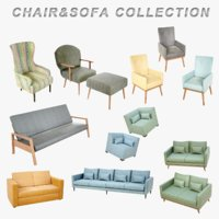 Chairs&Sofas Collection