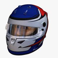 3D calderon helmet e model