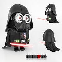 3D model minions toy
