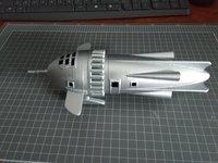 3D flash gordon