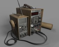civil defense electronics model