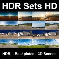 HDR Sets HD