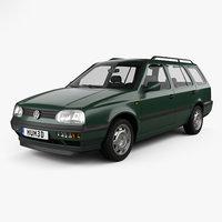 Volkswagen Golf Variant 1993