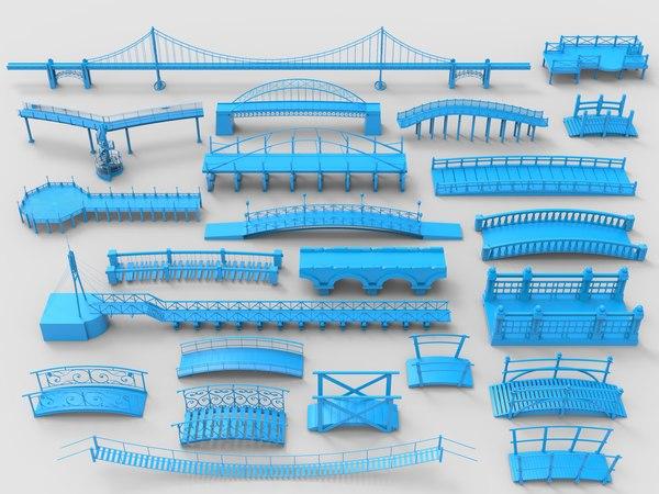 bridges - 23 3D