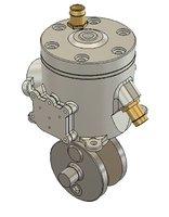 130cc Engine