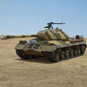 is-3 3 3D model