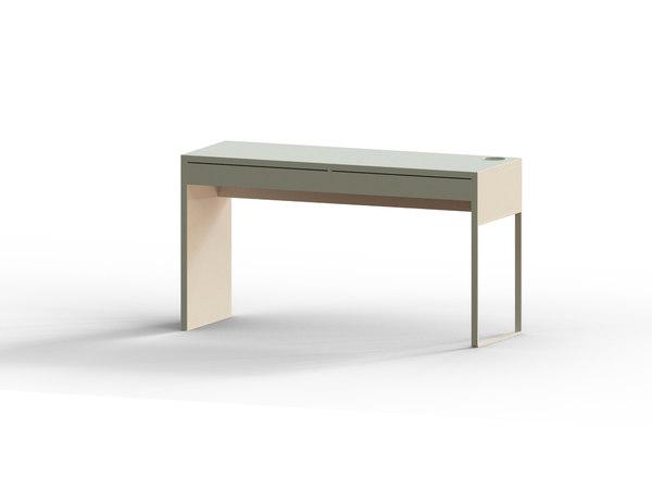 micke ikea desk 3D model