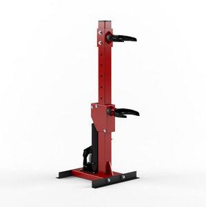 strut spring compressor hydraulic 3D model