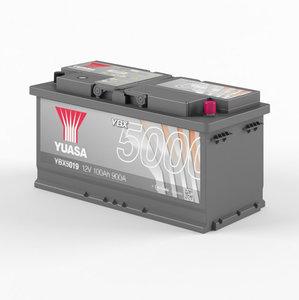 car battery model