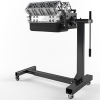 8-ton engine stand 3D model