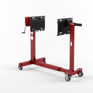 3D 2000 lb engine stand model