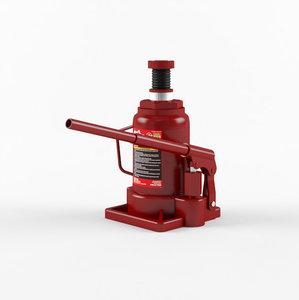 3D hydraulic bottle-jack 20 ton
