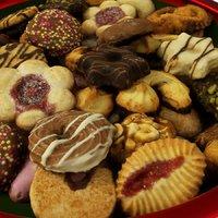 3D model christmas cookies