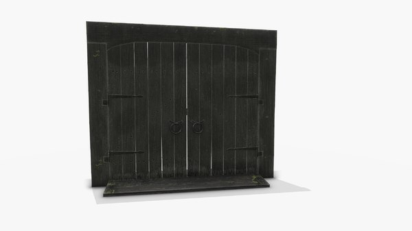 old russian door model