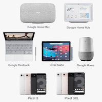 Google Electronics Collection 2018 2019