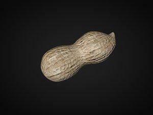 3D peanut