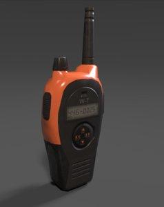 3D walkie talkie