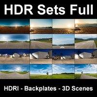 HDR Sets Full