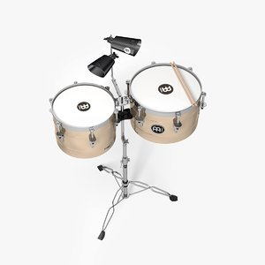 meinl percussion timpales 3D