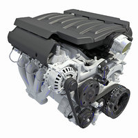 3D v8 engine version