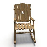 Rocking Chair 001