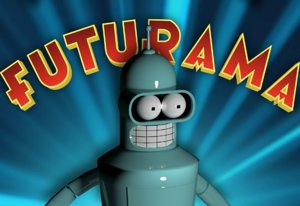 3D model bender rodriguez futurama