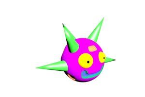 modelo basico unity 3D model