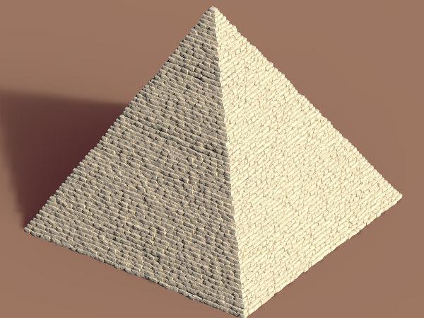 3D temple pharaon tomb