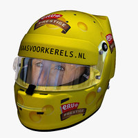 3D tom coronel cheese model
