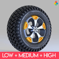 Tire Wheel Design Rim
