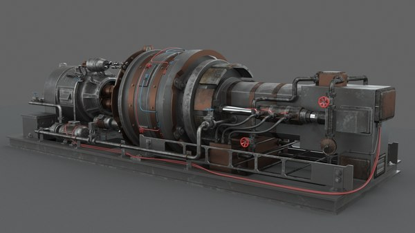 3D machinery device